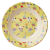 Yellow Circus Print Melamine Childs Bowl Rice DK