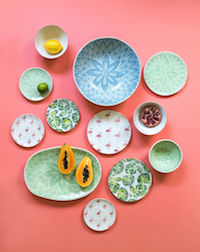 Ceramic tableware from Rice DK