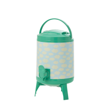 4L Drinks Cooler Tank Blue Cloud Print By Rice DK