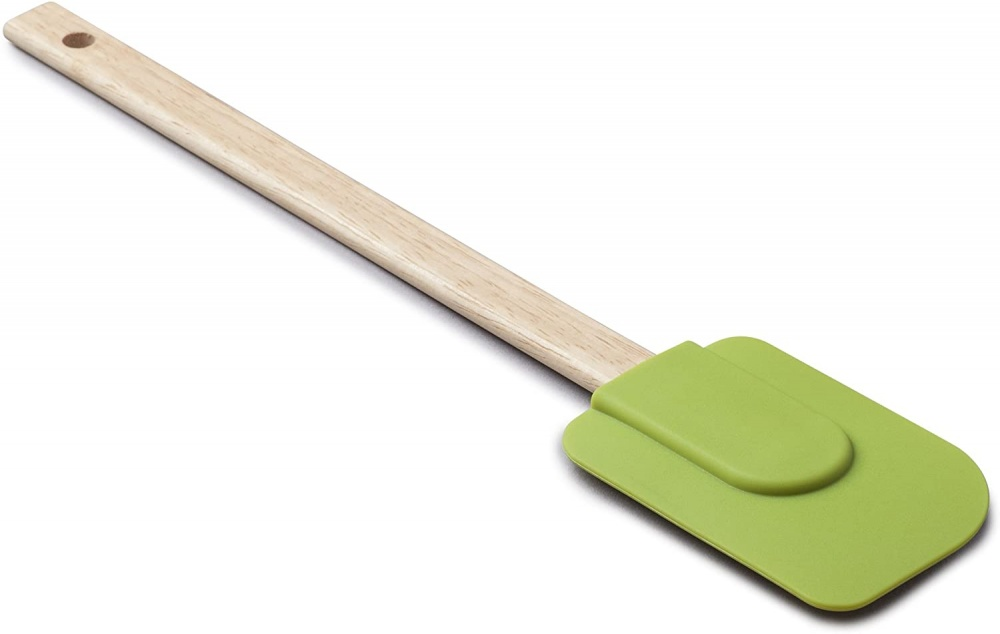 Silicone Spatula Wooden Handle CKS Zeal