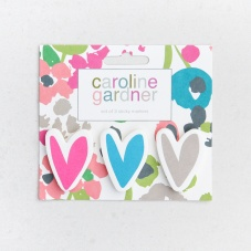Caroline Gardner Ditsy Meadow Sticky Notes - Set of 3
