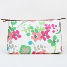 Caroline Gardner Ditsy Summer Meadow Print Washbag
