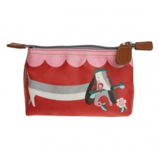 Caroline Gardner Cosmetic Bag Muchly Lovely Print