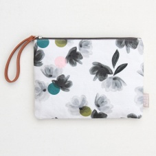 Rose Tinted Clutch Bag By Caroline Gardner
