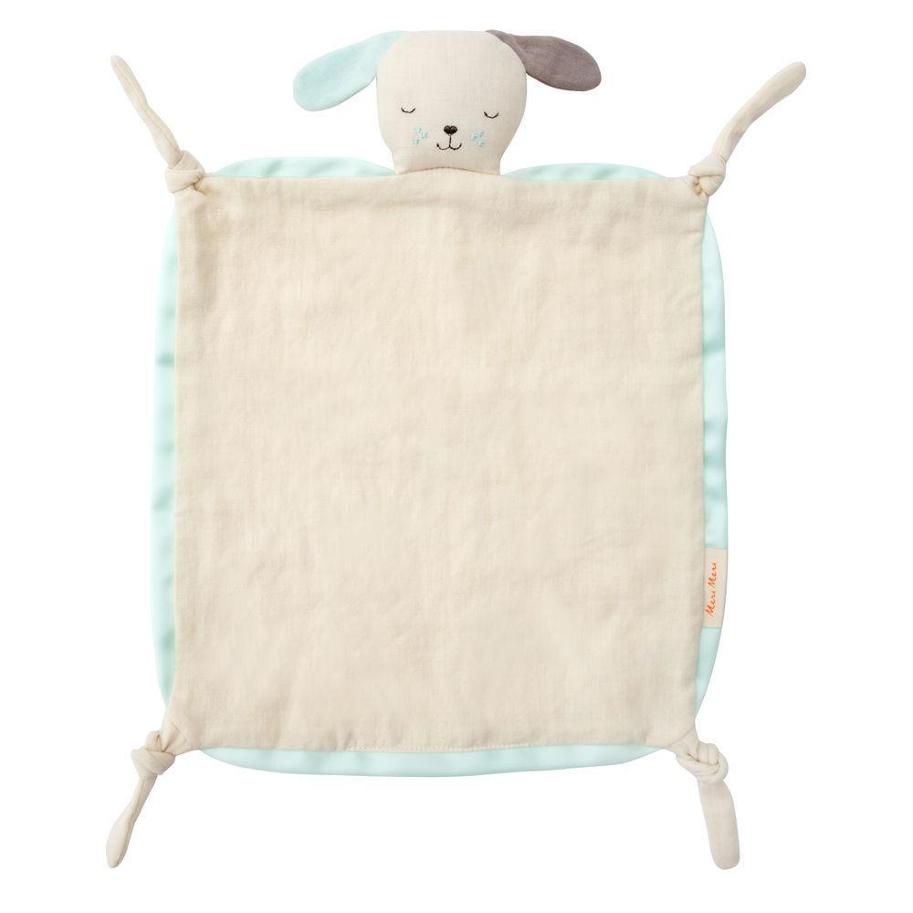 Dog Baby Cuddle Blanket By Meri Meri
