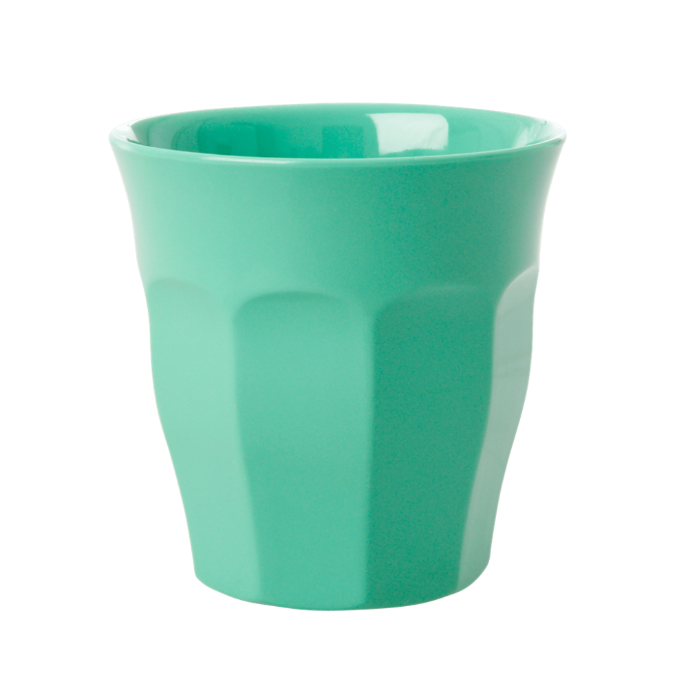 Emerald Green Melamine Cup By Rice DK