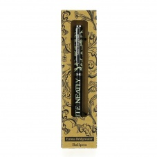 Emma Bridgewater Black Scroll Print Boxed Ballpoint Pen