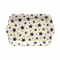 Emma Bridgewater Blue Starry Skies Small Melamine Tray