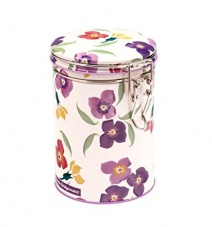 Emma Bridgewater Wallflower Print Clip Lid Caddy
