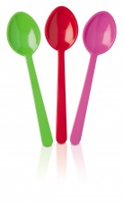 Melamine serving spoons by CKS Zeal