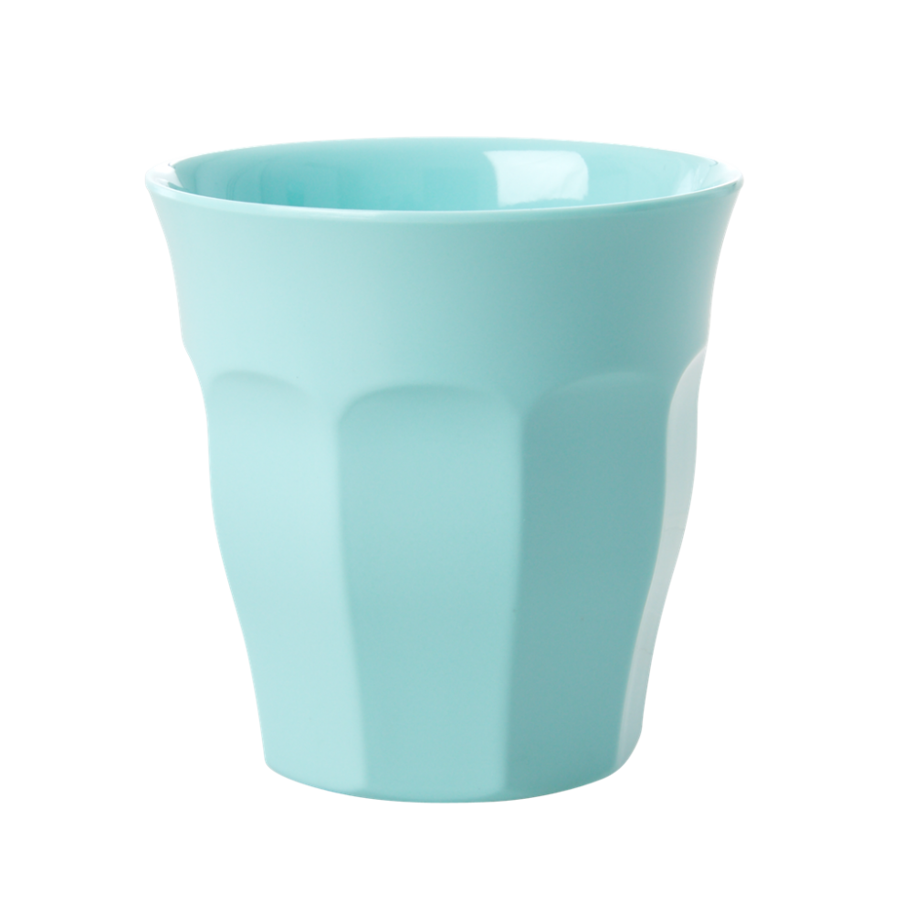 Ice Blue Melamine Cup By Rice DK
