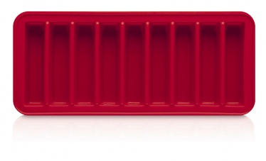 Red Silicone Baby Food Freezer Tray CKS Zeal