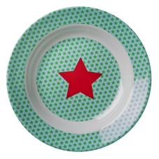 Kids Melamine Bowl - Star Print by Rice DK