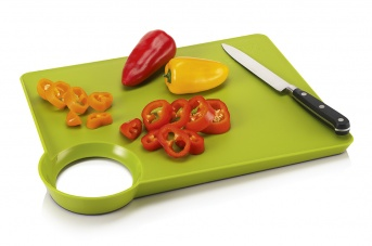 Chopping board straight to pan non slip CKS zeal