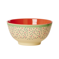 Connecting The Dots Print Melamine Bowl By Rice DK