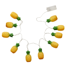 Pineapple LED String Of Lights By Rice DK