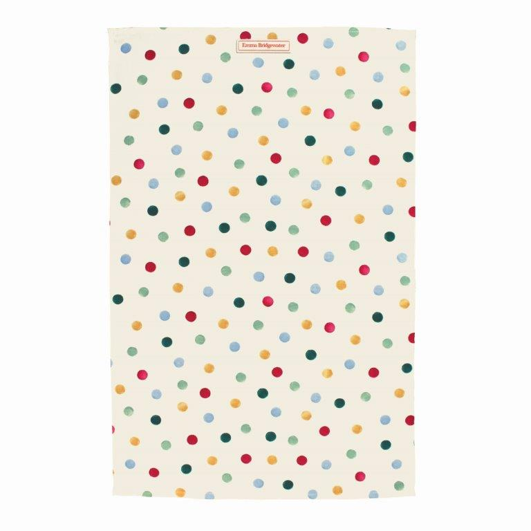 Polka Dot Tea Towel Emma Bridgewater