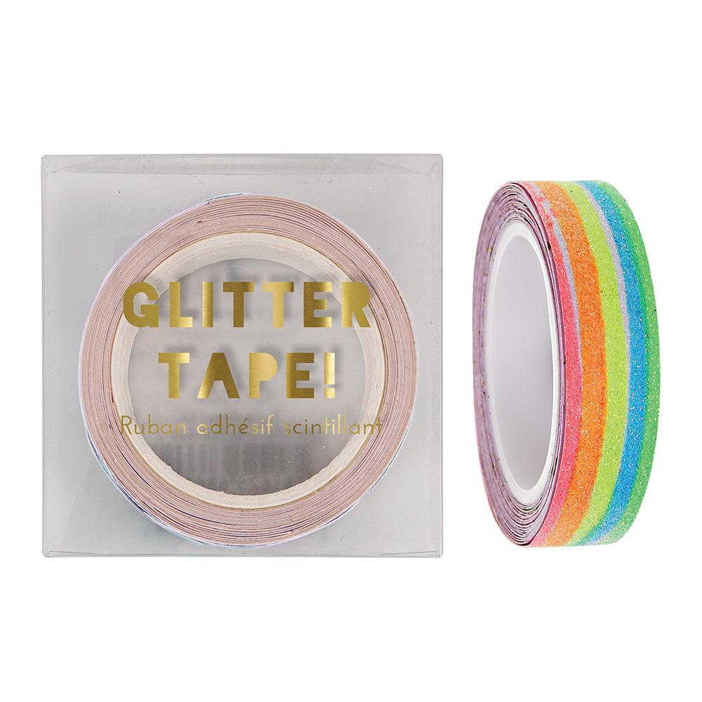 Rainbow Glitter Tape by Meri Meri