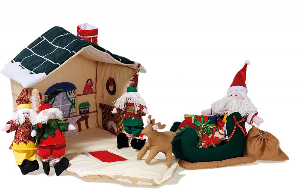 Santa's Workshop Soft Play Set from Oskar & Ellen