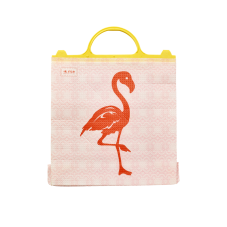 Flamingo Print Thermo Plastic Cool Bag By Rice DK