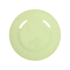 Rice DK Mint Melamine Side or Kids Plate