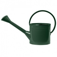5 Litre British Racing Green Watering Can By Burgon & Ball