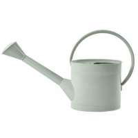5 Litre Sage Green Watering Can By Burgon & Ball