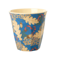 Autumn & Acorns Print Melamine Cup By Rice DK