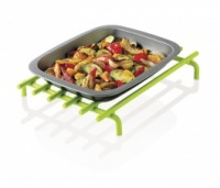 Colourful Chunky Surface Silicone Trivet CKS Zeal