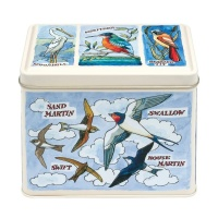Bird Print Rectangular Caddy Emma Bridgewater