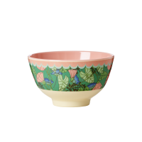 Bindweed Print Small Melamine Bowl By Rice DK