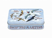 Bird Print Small Rectangular Tin Emma Bridgewater