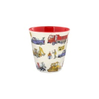 Emma Bridgewater Builders At Work Melamine Cup