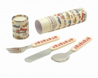Emma Bridgewater Builders At Work Kids Cutlery Set