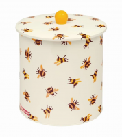 Bumblebee Print Biscuit Barrel By Emma Bridgewater