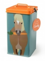 Burgon & Ball ''Cindy'' Pony Storage Tin