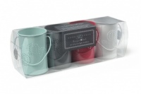 Sophie Conran Boxed Set Enamel Tea Light Holders