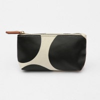 Big Spot Print Handbag Makeup Bag By Caroline Gardner