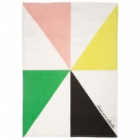 Caroline Gardner Chroma Design Tea Towel