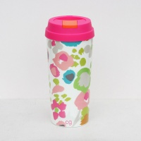 Caroline Gardner Ditsy Print Thermal Travel Cup