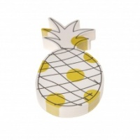 Caroline Gardner Pineapple Die Cut Note Pad
