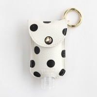 Scattered Spot Print Hand Gel Holder By Caroline Gardner