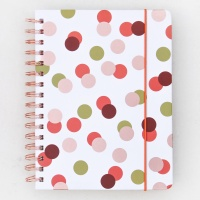 Spotty Tinted Ultimate Organiser By Caroline Gardner