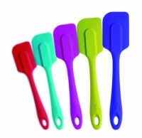 CKS Zeal Colourful Silicone Ergonomic Spatula