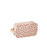 Rice DK Make Up Purse with fun Lip print