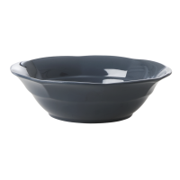 Dark Grey Melamine Bowl By Rice DK
