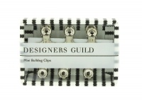 Designer Guild Set of 6 Mini Bulldog Clips