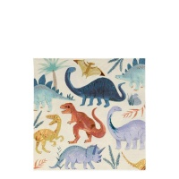 Dinosaur Kingdom Large Napkins By Meri Meri