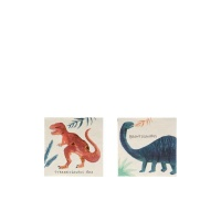 Dinosaur Kingdom Small Napkins By Meri Meri
