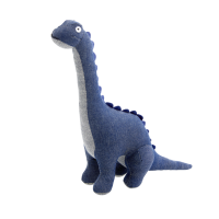 Kids Soft Toy Dinosaur by Rice DK